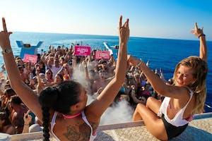 Pukka Up Boat Party Saturday