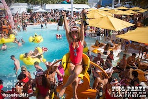 Ocean Beach Pool Party