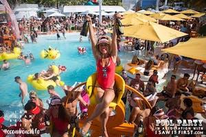 Ocean Beach Pool Party