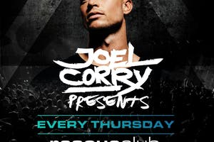 Joel Corry Presents Every Thursday @ Rescue Club Zante
