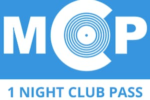McP Club Pass 1 Night All Inclusive