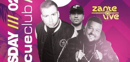 Zante Live - Majestic, MC Kie & Charlie Sloth