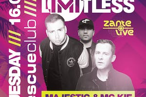Zante Live Presents Scott Mills
