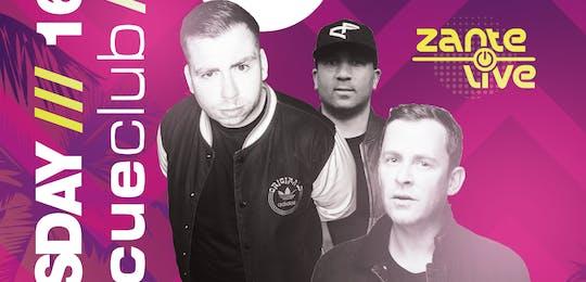 Zante Live Presents Scott Mills
