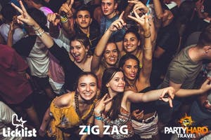 I Love House At Zig Zag