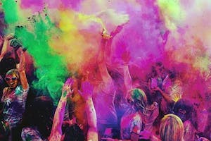Holi Powder Party