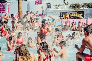 Baywatch Pool Party