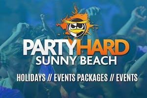Party Hard Sunny Beach 2018