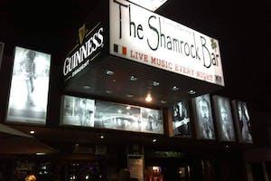 The Shamrock Bar
