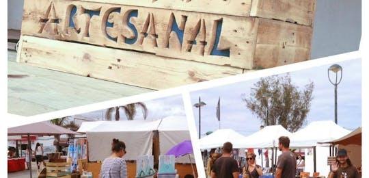 Lajares artisan market
