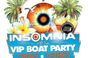 Insomnia Boat Party Tenerife