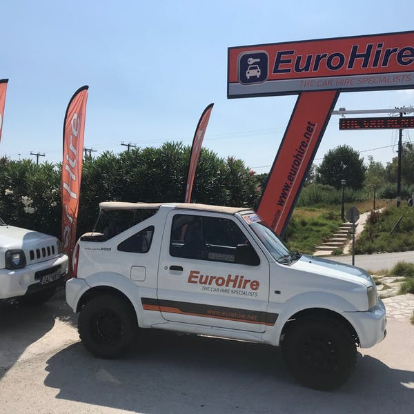 Eurohire Car Rental