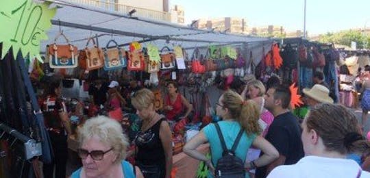Benalmadena, Friday Market. (Arroyo De La Miel)