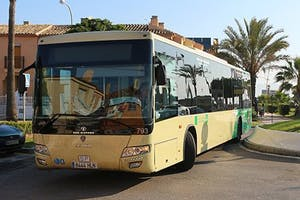 Fuengirola Bus Station