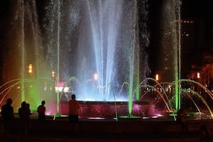 Illuminosa Fountains