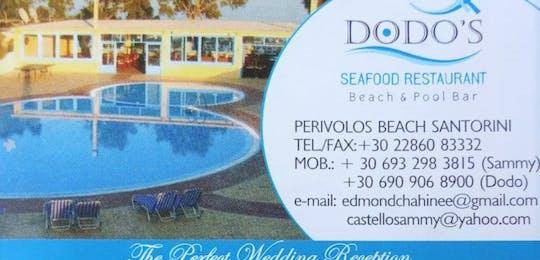 Dodos Seafood Restaurant & Pool Bar