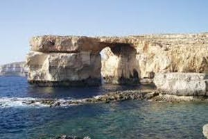 Dwejra and the Azure Window