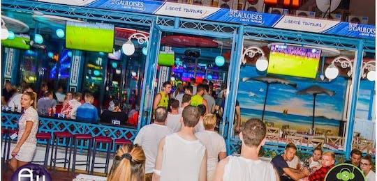 Hollister Sunny Beach FOOD MUSIC & BAR