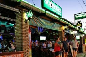 Scorers Bar