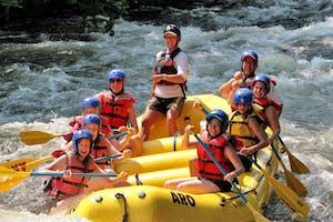 Canoe Rafting
