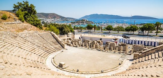Bodrum Ancient Theatre