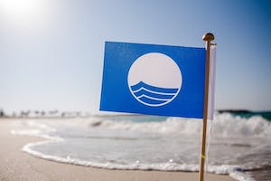 Bodrum Beaches with Blue Flag