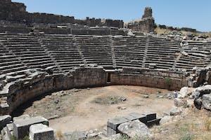Araxa Antic City