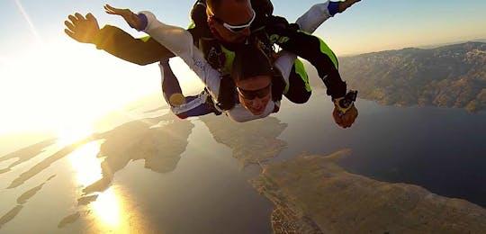 Tandem Sky Diving