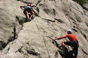 Paklenica Free Climbing