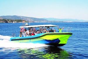 Limitless Speedboat