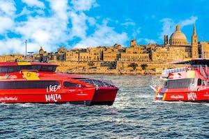 iSeeMalta Comino Hop-on Hop-off at sea