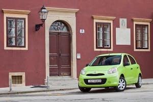 Europe Rent A Car