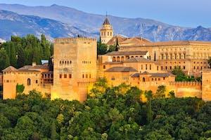 Granada - The Alhambra Palace & Generalife Gardens