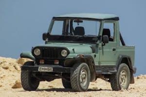 Jeep Safari - Off Road Open Top