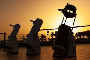 Stargazing in Gran Canaria