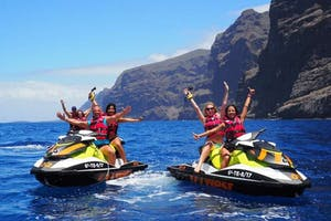 Los Gigantes Cliffs and Caves