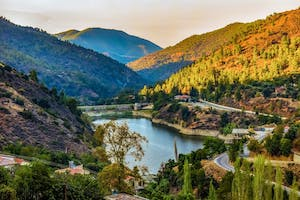 Troodos Forests - Nature, Wilderness, Wine Tasting