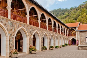 Kykkos Monastery & Κakopetria