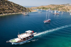 Bodrum Boat Trip (All Inclusive)
