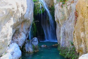 Guadalest & Algar Waterfalls