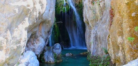 Guadalest & Algar Waterfalls