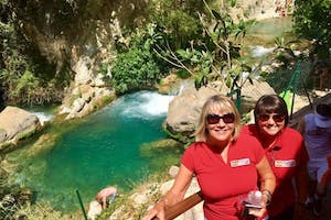 Algar Waterfalls Morning Trip