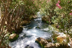 Algar Waterfalls Trip from Calpe