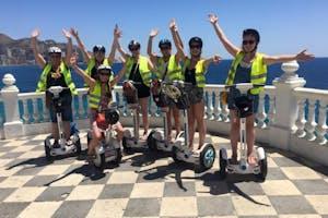 Benidorm Segway Tour - Poniente Beach with Off-Road