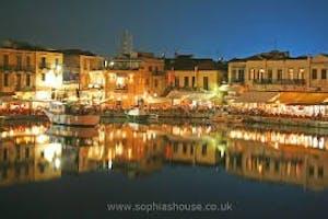 Rethymno By Night