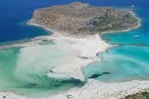 Gramvousa Island and Balos Lagoon