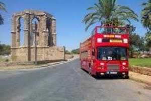 Original Red Bus - Famagusta