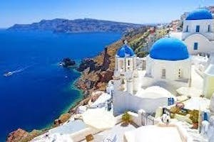 Santorini Sights and Sounds!