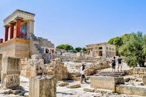 Knossos Palace and Heraklion Museum
