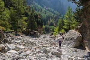 Hiking Katholikon Gorge